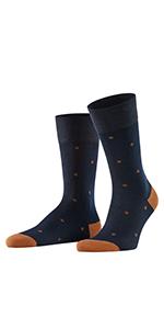 calcetines, puntos, estampados