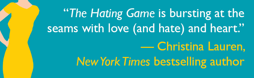The Hating Game Sally Thorne Christina Lauren
