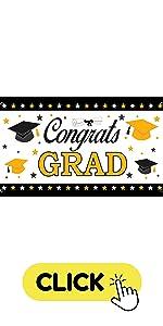 Congrats Grad Party Decorations 2021