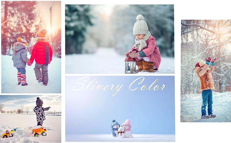 Toddler Mittens Kids Winter Warm Gloves Child Ski Gloves Waterproof  Mitten for  Baby Girls