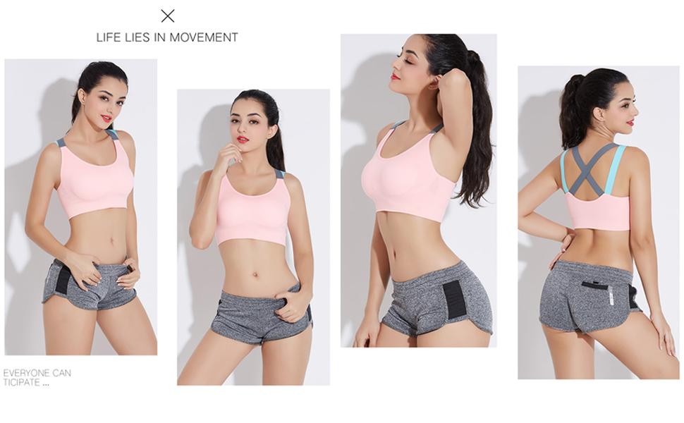 sport bra for women sports bras sport bra for girls