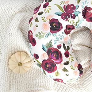 breastfeeding pillow cover