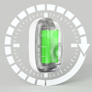 rechargeable battery camera
