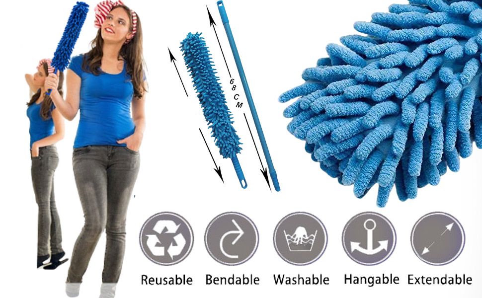 Here are more reasons to love this extendable duster.