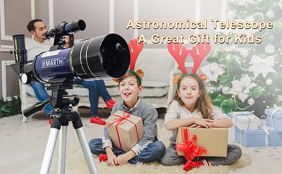 astronomical telescope great gift for kids