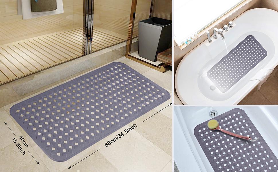 Bathtub Mat Non Slip 88*40cm