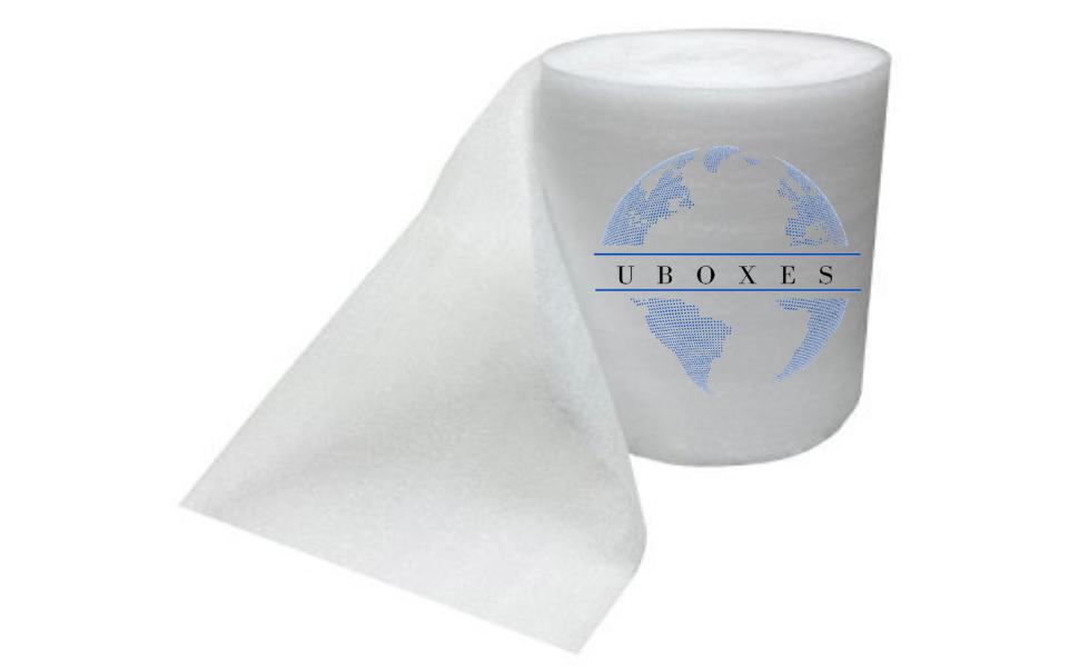 UBoxes Foam Wrap Roll