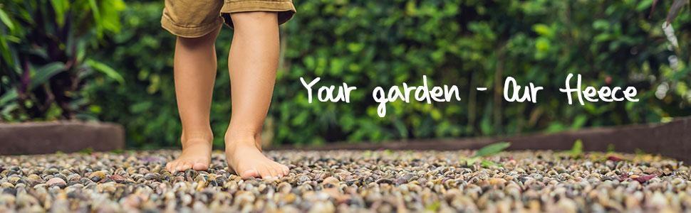 your garden our fleece