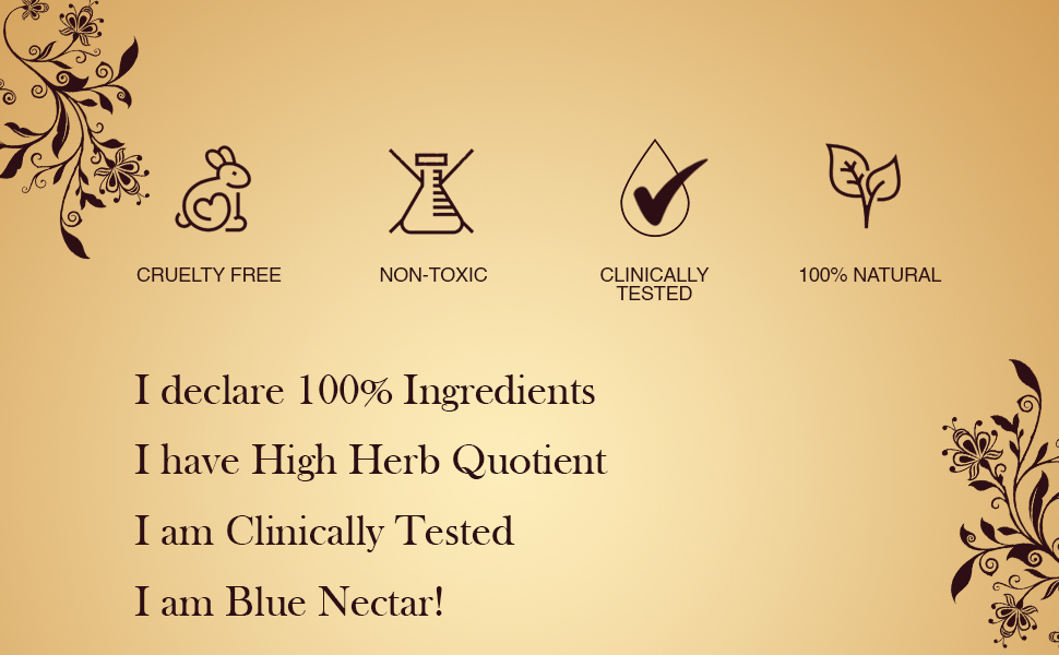 About Blue Nectar