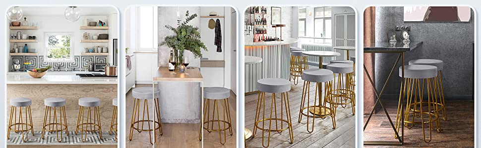 living room stools