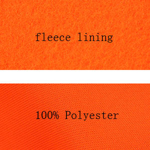 100% polyester safety sweatshirt
