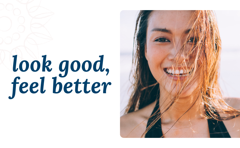 look good feel better with live conscious collagen