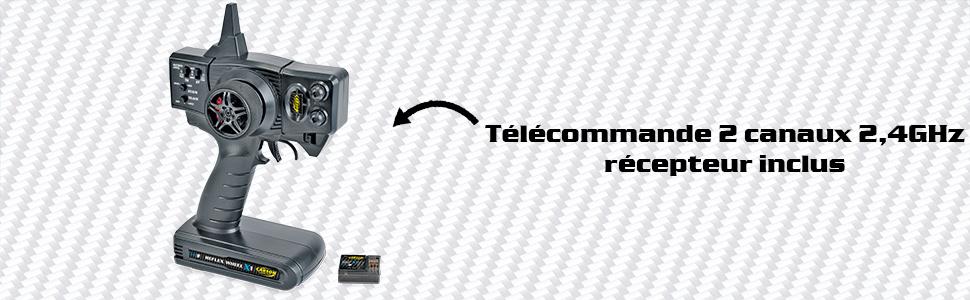 Télécommande 2 canaux