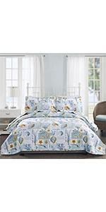 beach bedspread