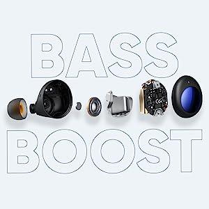 10mm Bass Boost Driver