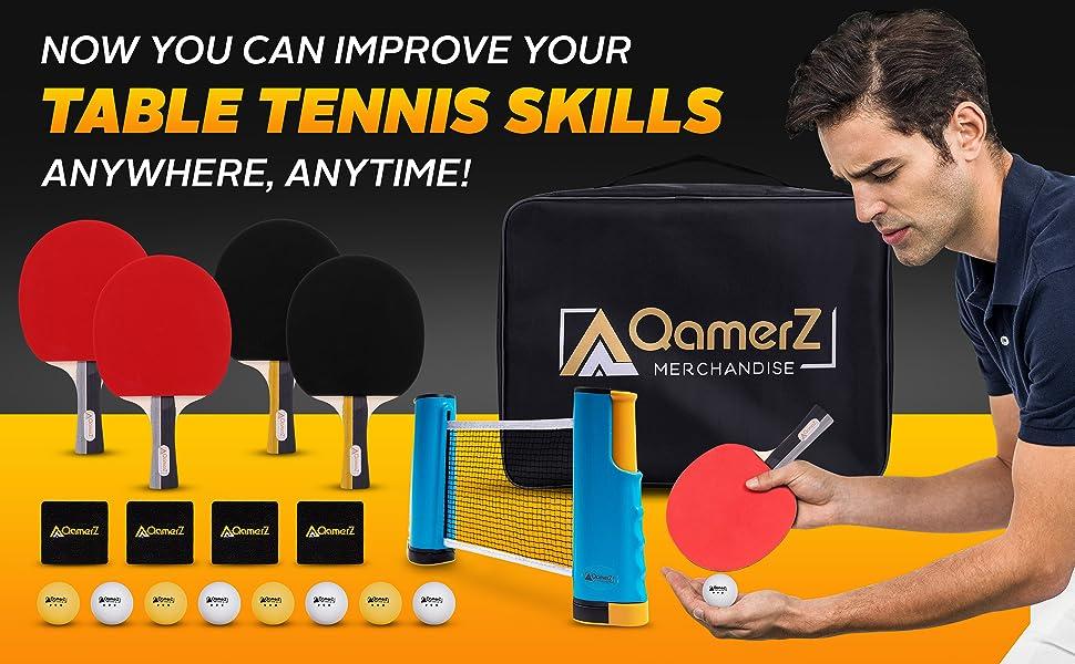 Table Tennis Skills