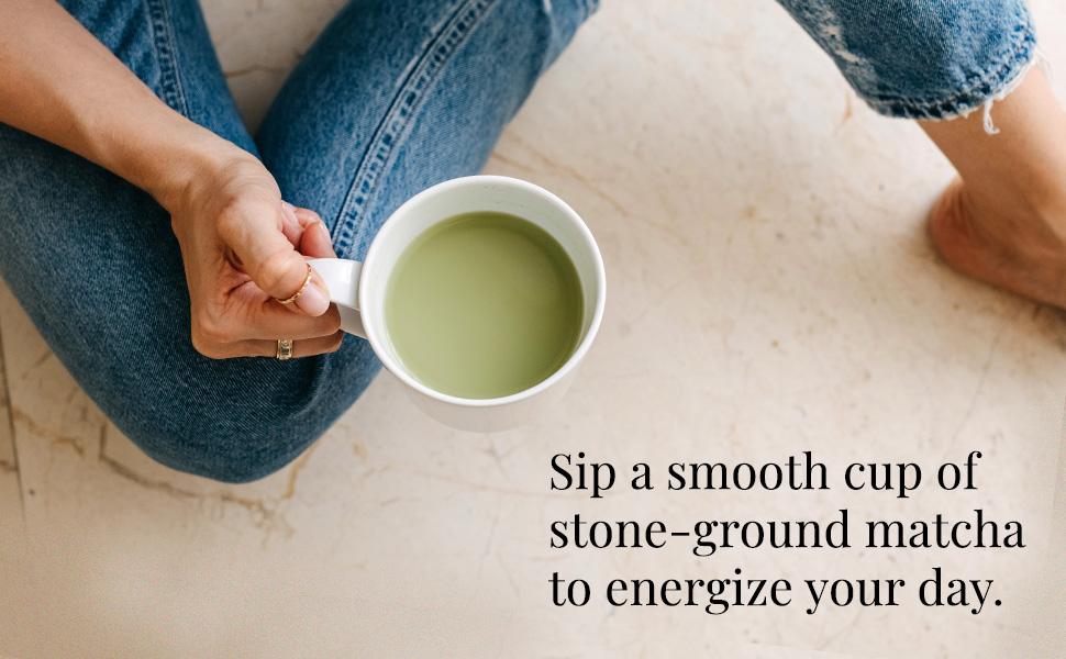 Organic Matcha Full Leaf Loose Tea