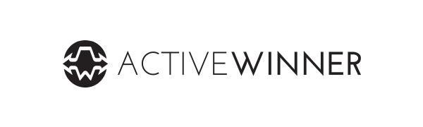 ACTIVE WINNER ロゴ