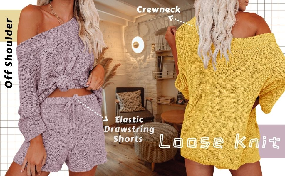 women sweater set
