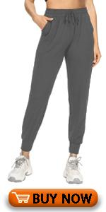 Sweatpants for Women-Womens Joggers with Pockets Lounge Pants for Yoga Workout Running