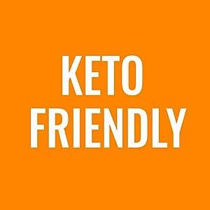 KETO FRIENDLY