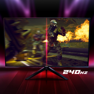 240hz gaming monitor fast