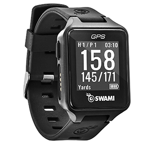 Izzo Golf Swami Golf GPS Watch