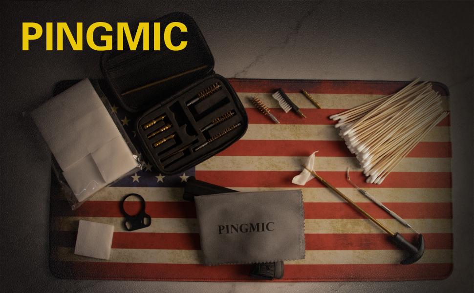 PINGMIC Gun Cleaning Supplies