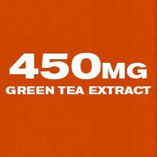 450mg green tea extract