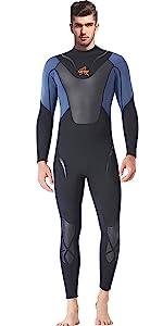 3mm Mens wetsuit
