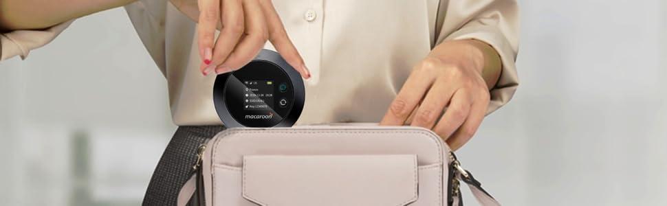 Portable WIFI Hotspot 4G Router Unlocked Mobile WiFi
