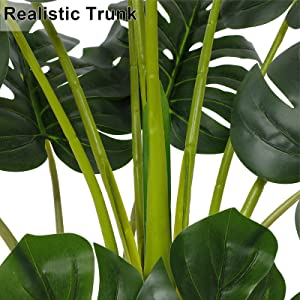 faux plants indoor tall floor plants artificial fake plants indoor decor for home office
