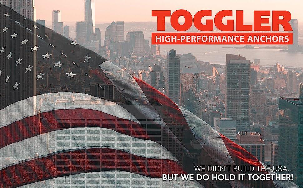 Toggler header