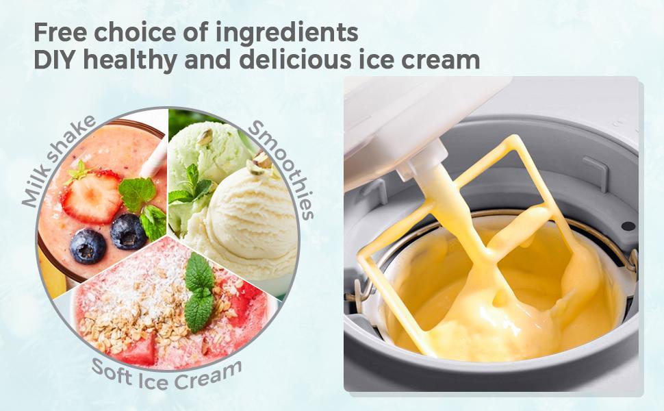 Ice Cream Machine for Home