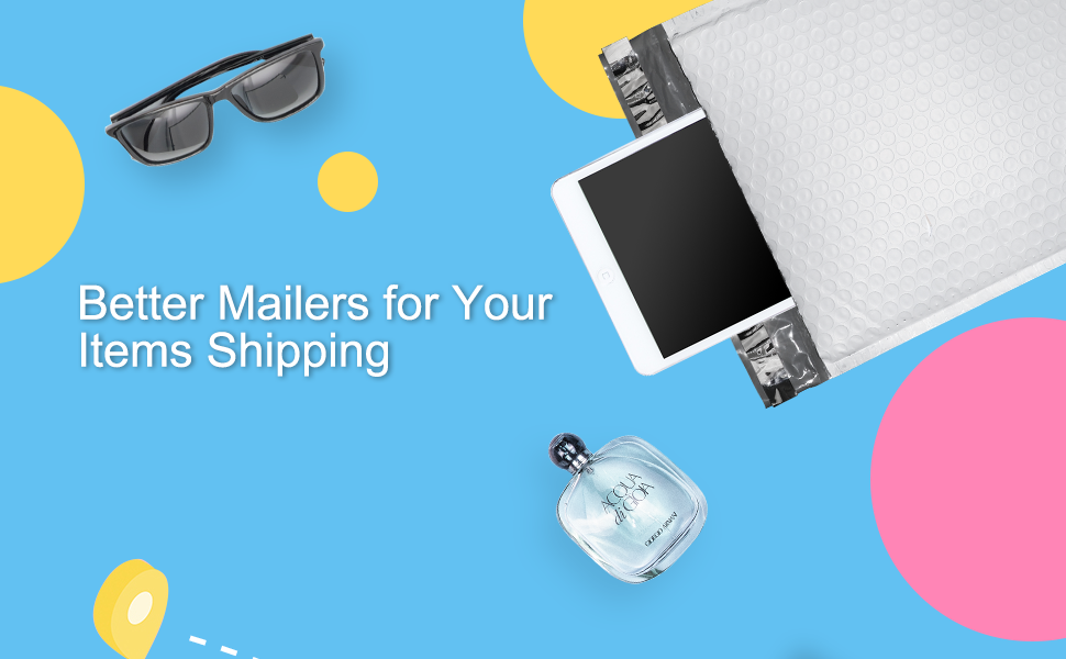 Better Mailers for Your Items Shipping