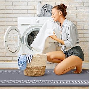 laundry room memory foam kitchen mat