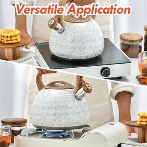 versatile application