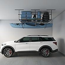 Kayak Overhead Storage
