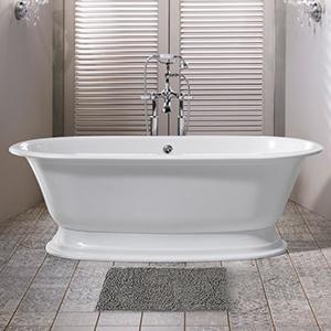 Bathroom rugs for bath tub