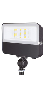 50W Knuckle Mount LED Flood Light