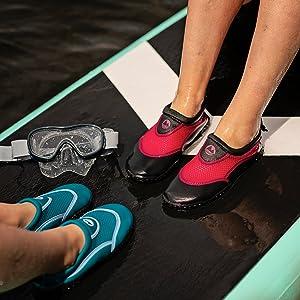 Women's ladies garden clogs lightweight ventilated gardening shoes comfortable slip-on classic