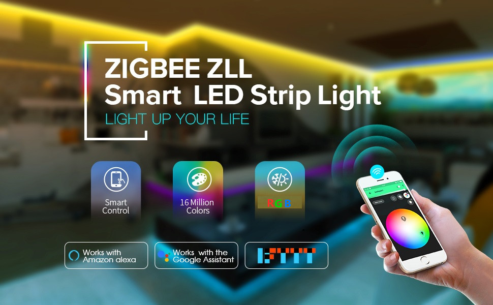 zigbee RGB