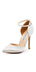 wedding shoes for bride high heels for women bridal pumps