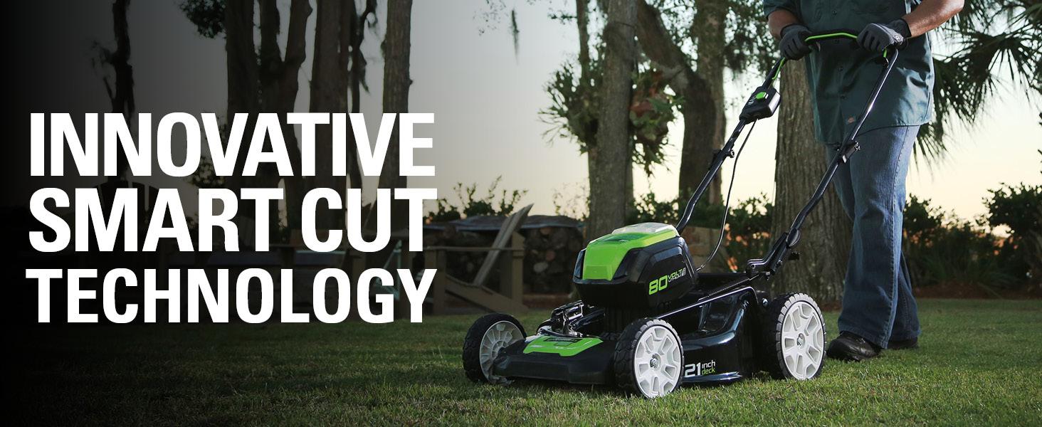 Innovative smart cut