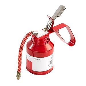 hand pump oil; gear lube hand pump; oiler pump; oiler can; small oil can; oil dispenser automotive