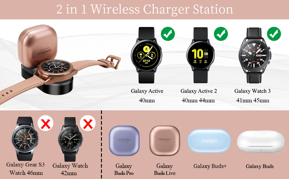galaxy watch 3 charger