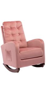 pink rocking