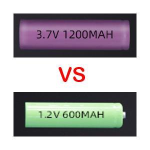 Battery capacity upgrade