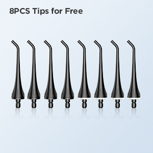 8pcs tips for Free
