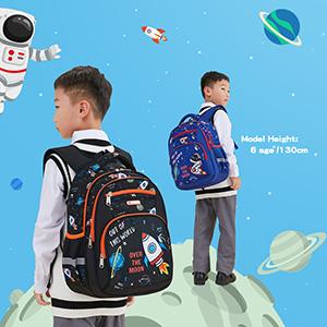 boy backpacks for school